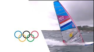 Van Rijsselberge (NED) Wins Men