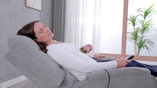 Charlton Electric Rise Recliner   Furniture Online