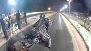 El Gaby Hernandez vs Tatys Armenta Jr. Semifinal Bracket 16 Nov. Autodromo de Hermosillo
