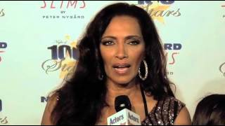 Kathleen Bradley at Night of 100 Stars with Actors Reporter