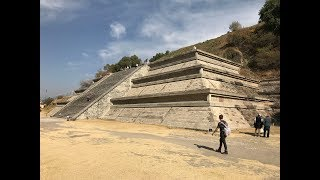 Inside The Tunnels Of The Largest Pyramid On Earth: Cholula In Mexico