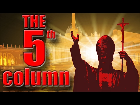 The Illuminati conquest of the Catholic Church