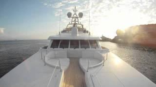 GoPro Super Yacht Docking