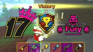 17 KILLS  VICTORY Solo vs Squads Pixel Gun 3D BATTLE ROYALE