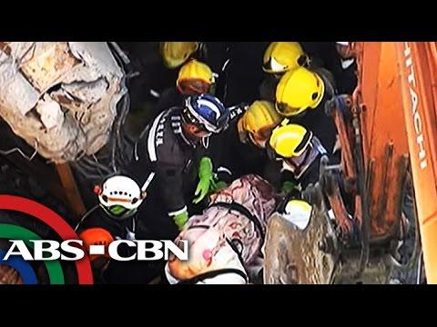 TV Patrol: Pag-rescue sa mga biktima ng lindol sa Taiwan, pahirapan