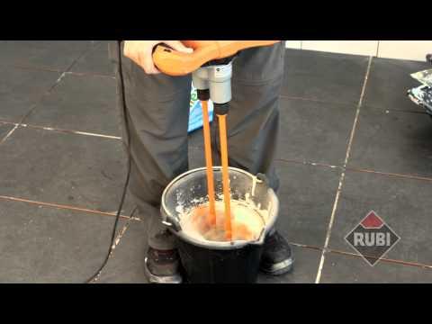Бъркалка за строителни разтвори RUBI Rubimix-9 #lCDt9bqmF0k