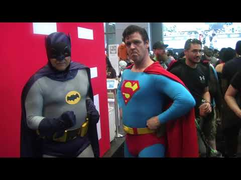 New York Comic Con NYCC 2017  Cosplay  See Playlists  Comic Conventions