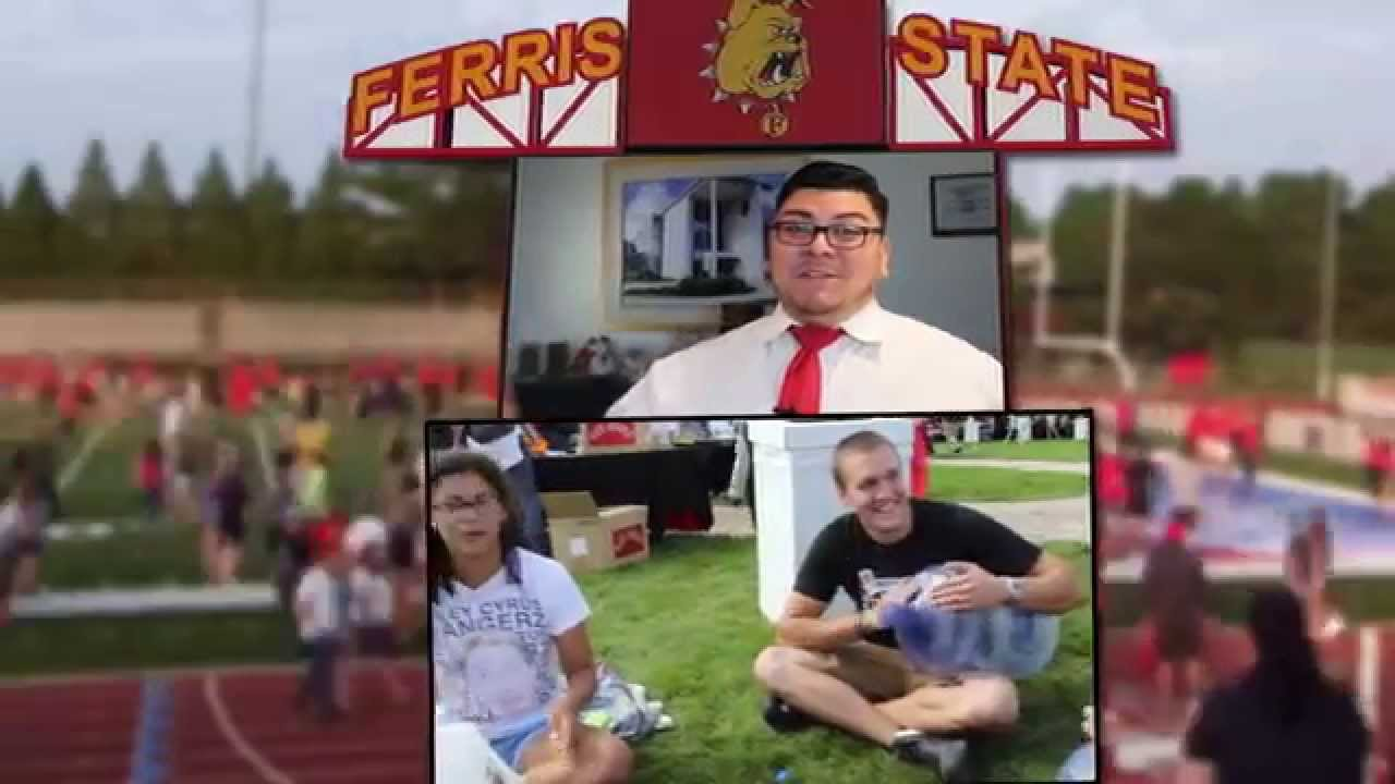 Welcome To Ferris State University   Big Rapids Michigan Part 69