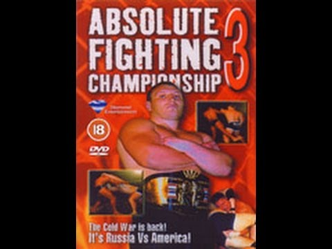 Absolute Fighting Championship 3