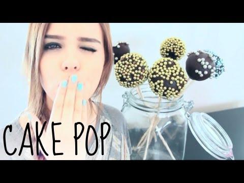 REGALA Cake Pops en NAVIDAD♥ (Hazlos Fácil)  - Yuya Videos De Viajes