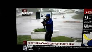 Weather Channel Hurricane Florence Report
