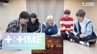 Download Lagu T TIME Can t You See Me reaction - TXT MP3