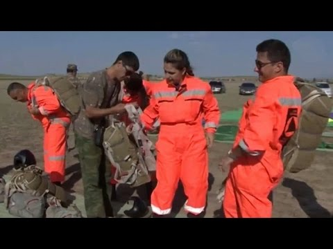 Учения МЧС Армении/The Ministry of Emergency Situations of Armenia exercises