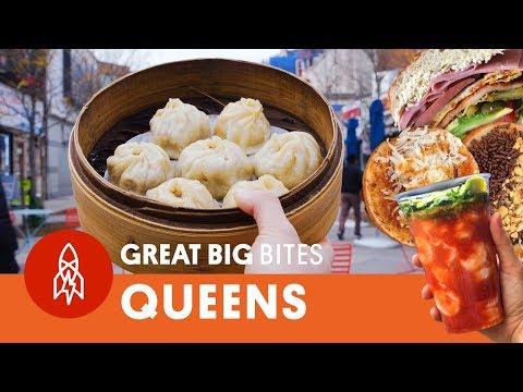 5 Of The Best Street Food In Queens, New York