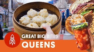 Finding the Best Street Food in Queens, New York