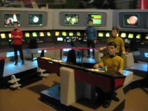 AMT Enterprise Command Bridge with Lights and Sound by TrekWorks
