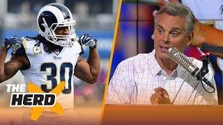 Colin Cowherd's 2018 NFC West preseason predictions | NFL | THE HERD