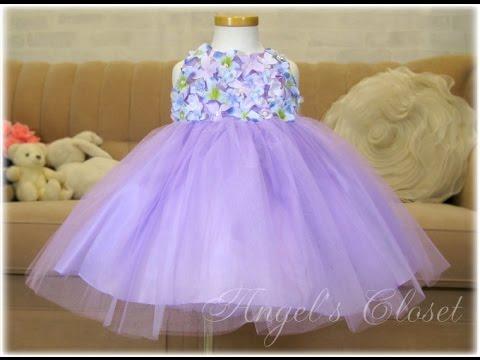 憧れドレスの作り方。ウェディングドレスとチュチュドレスを