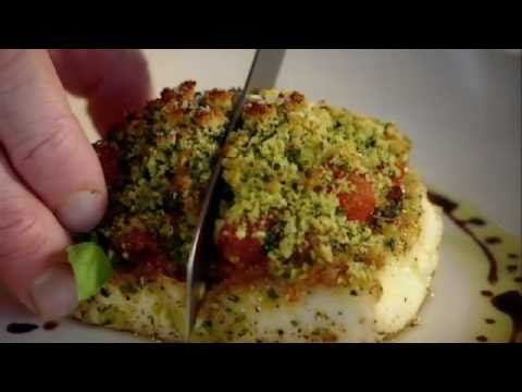 Herb Crusted Brill - Gordon Ramsay