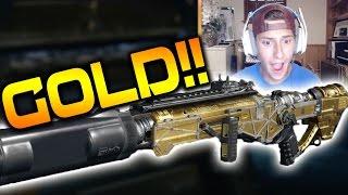 GOLD BANSHII!! New Banshii Shotgun Camo!! - Black Ops 3