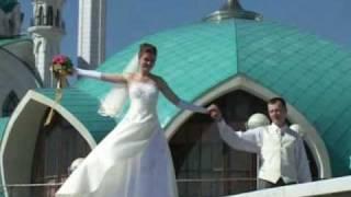 Красивый свадебный ролик (свадьба в Казани)