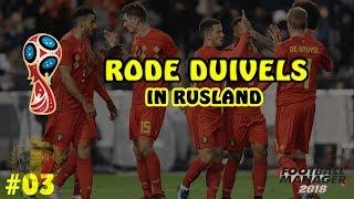 [FM2018] Rode Duivels in Rusland: #3 vs Egypte