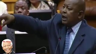 Jacob Zuma Is Not Above The Law. Mosiuoa Lekota Of COPE