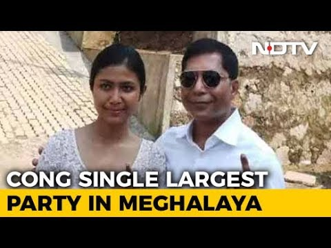 Congress Wins Meghalaya's Ampati, Becomes Single Largest Party