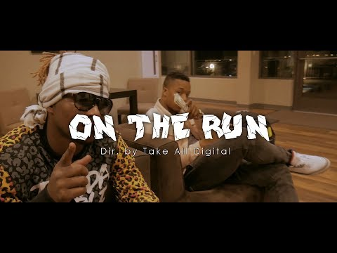 Cam Dolla ft. BC Hotboi- On the Run | Dir. by Take All Digital