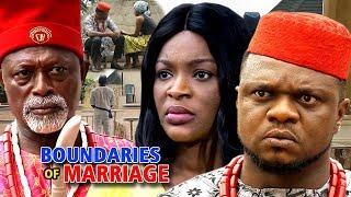 Boundaries Of Marriage Season 1 - Ken Erics & Chacha Eke  2018 New Nigerian Nollywood Movie |Full HD