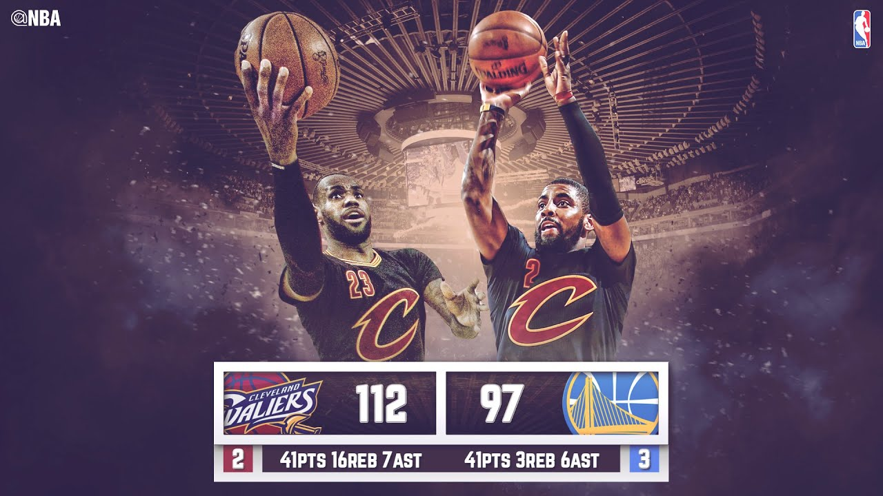 Cavaliers vs. Warriors - Game Summary - May 31, 2018 - ESPN