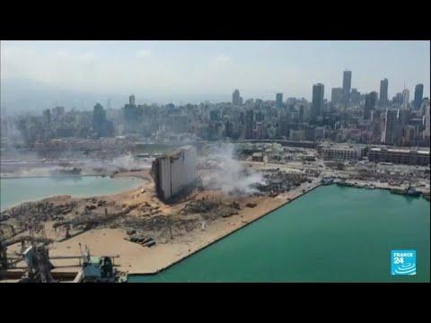Liban : l'enquête sur l'explosion du port suspendue après la plainte d'un ex-ministre