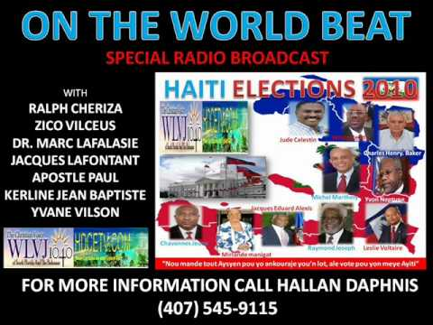 HAITI ELECTION 2010 HOUR ONE PART 2.wmv