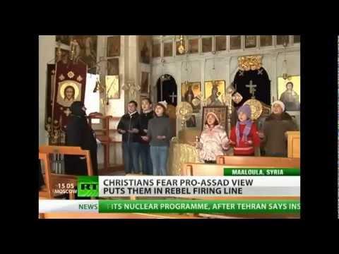 Vatican's Fides News Agency - U.S. Backed Syrian Rebels Killing Christians.