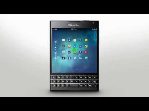 BlackBerry Hub: BlackBerry Passport - Official How To Demo