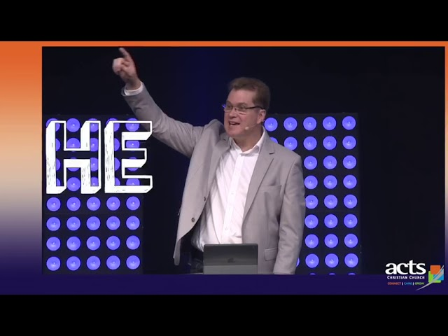 The elect in Christ | Pastor Peter De Fin