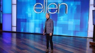 Professor Ellen Teaches a Lesson in Kindness 101
