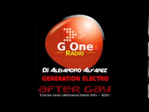 G ONE RADIO - Tech House Session by Alejandro Alvarez  - 9-8-15