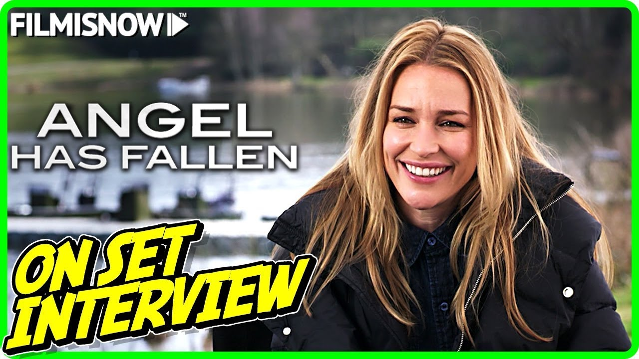 ANGEL HAS FALLEN | Piper Perabo