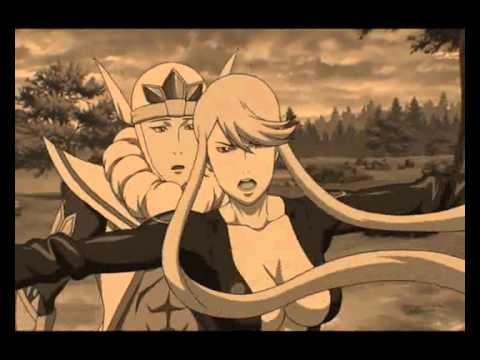 Sengoku BASARA: She [Sasuke/Kasuga]