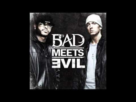 Bad Meets Evil Above The Law Instrumental with hook (not official)