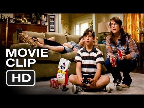 Diary of a Wimpy Kid: Dog Days Movie CLIP - Physical Exercise (2012 ...