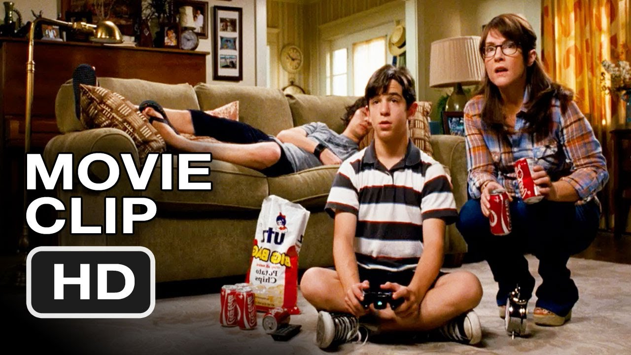 Diary Of A Wimpy Kid Dog Days Movie Clip Physical Exercise 2012 Zachary Gordon Movie Hd Youtube