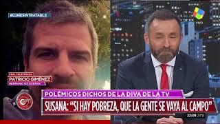 """""""Las plazas podrían tener manzanas para los chicos del semáforo"""""""