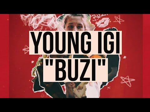 """Young Igi """"Buzi"""" prod. (2K x Michał Graczyk) (TEKST)"""