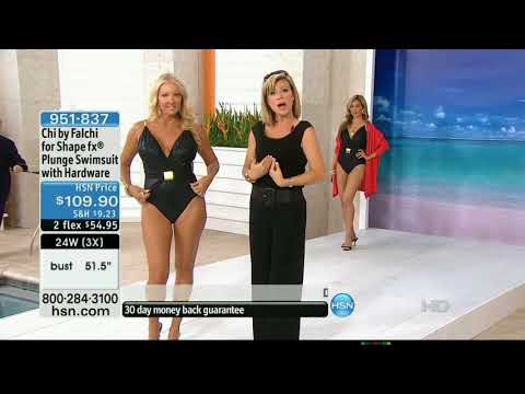 1633b15e10b HSN models in swimwear - YouTube
