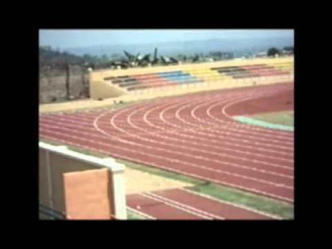 TV Report about the synthetic surface in Oluyemi Kayode Stadium Ado Ekiti Nigeria