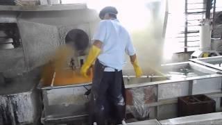 Aluminium anodizing process @ QCS china factory