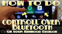 Kenwood DPX502BT PANDORA issue