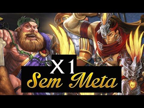 O mestre do X1 - Smite Joust BACO Vs HOU YI #7